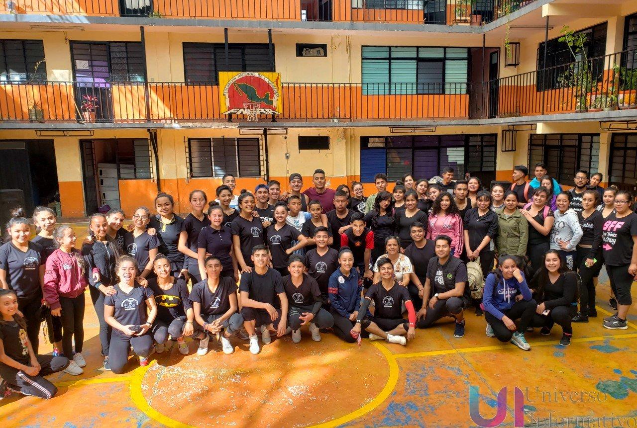 Realiza Michoacán su primera revisión rumbo a la XX Espartaqueada Nacional Cultural