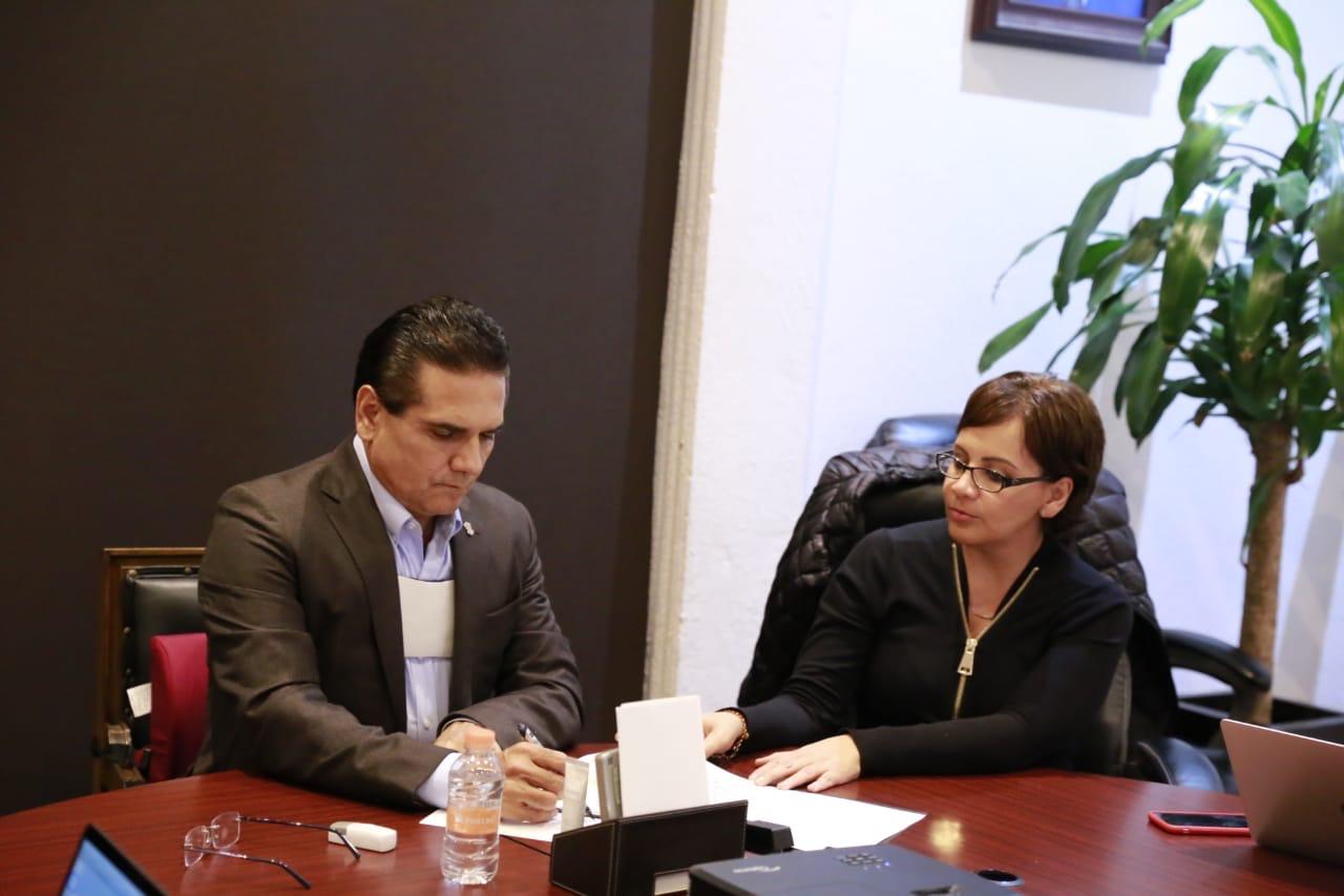Salud, prioridad para Michoacán: Gobernador