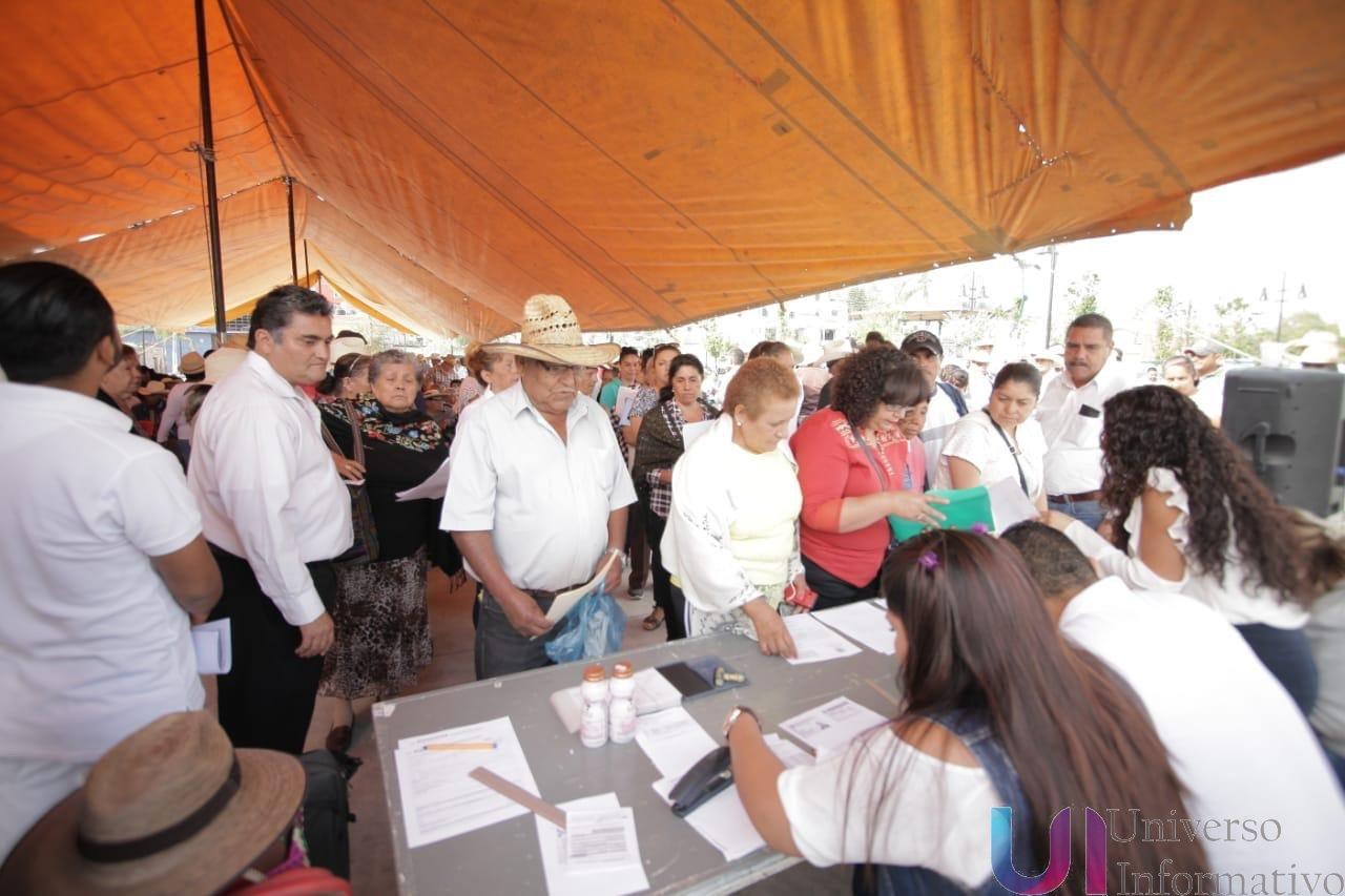 *Se normaliza dispersión de pagos de pensión para adultos mayores en Tarímbaro*
