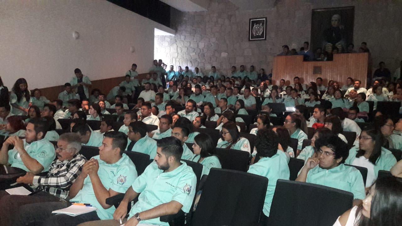 """Más de 500 jóvenes universitarios se suman a """"Rutas de la Juventud"""""""