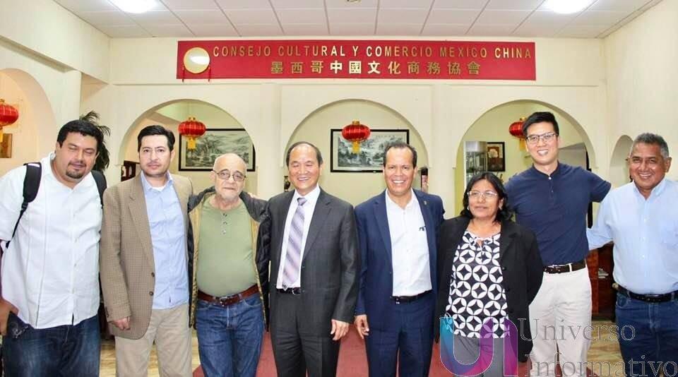 Interés de China en productos del agro michoacano: Sedrua