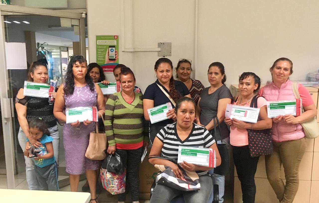 Palabra de Mujer benefició a nuevas emprendedoras de Villamar, Maravatío, Uruapan, Apatzingán y Jiquilpan.