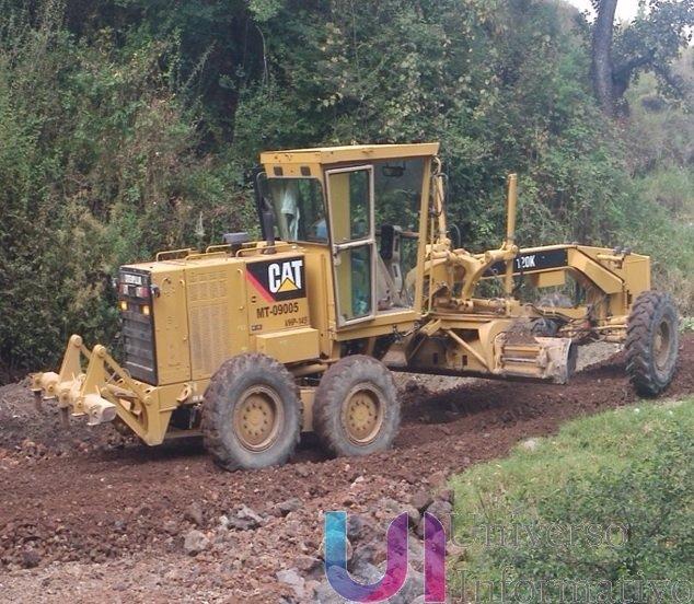 Concretó Sedrua 2 mil 796 obras rurales en Región Huetamo