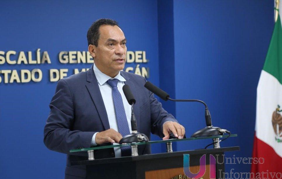 Se dará vista a la Fiscalía General de la República sobre asesinato de policías en Aguililla.