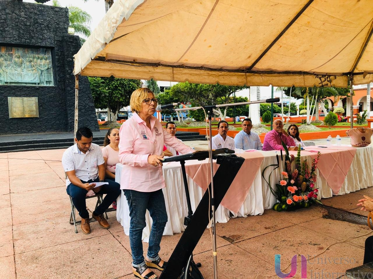 Conmemoran Día Mundial de Lucha Contra el Cáncer de Mama