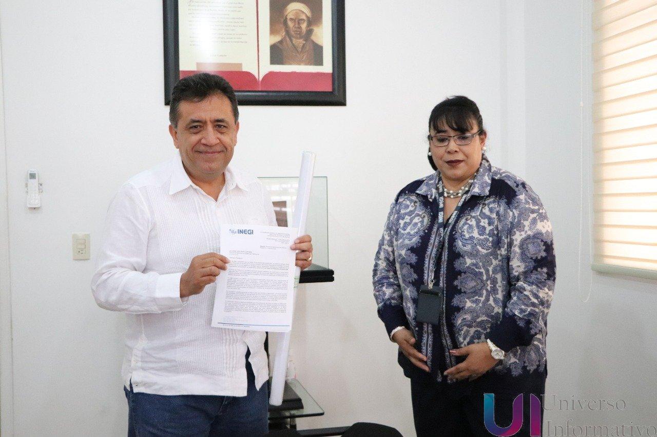 El gobierno municipal participará en el Censo de Población 2020