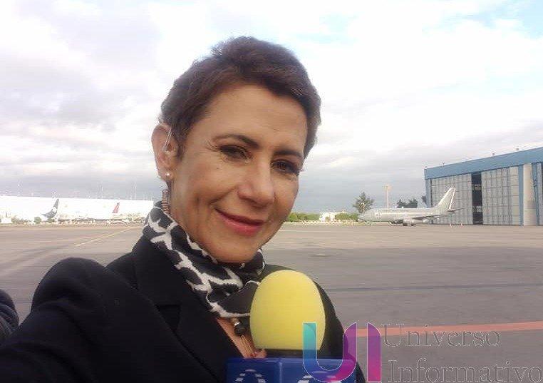 Activista michoacana reclama falta de profesionalismo de reportera-