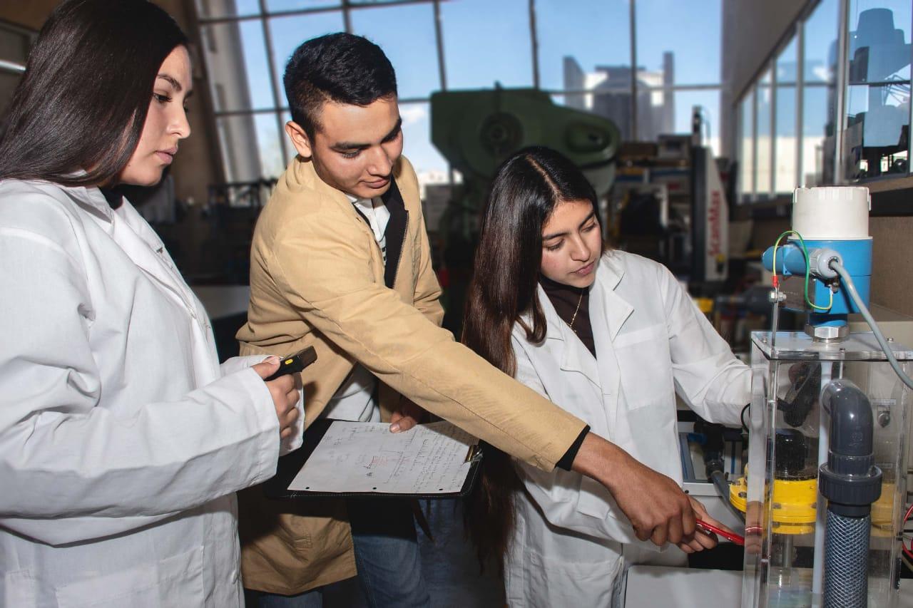 En alianza por las y los estudiantes, la Universidad Tecnológica de Morelia y la Universidad Tecnológica de la Construcción