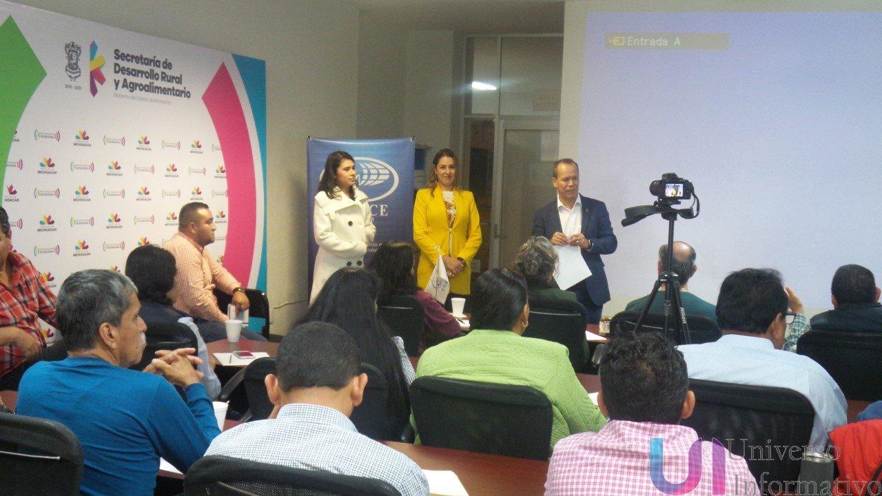 """Rebasa expectativas taller de """"Gestión del Crédito"""" impartido a michoacanos"""