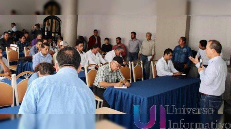 """Impartirá Gobierno de Michoacán, taller para """"Gestión del Crédito"""""""