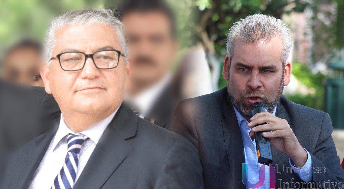"""Secretario de Finanzas califica de, """"protagonista y carente de conocimientos"""", al diputado, Alfredo Ramírez"""