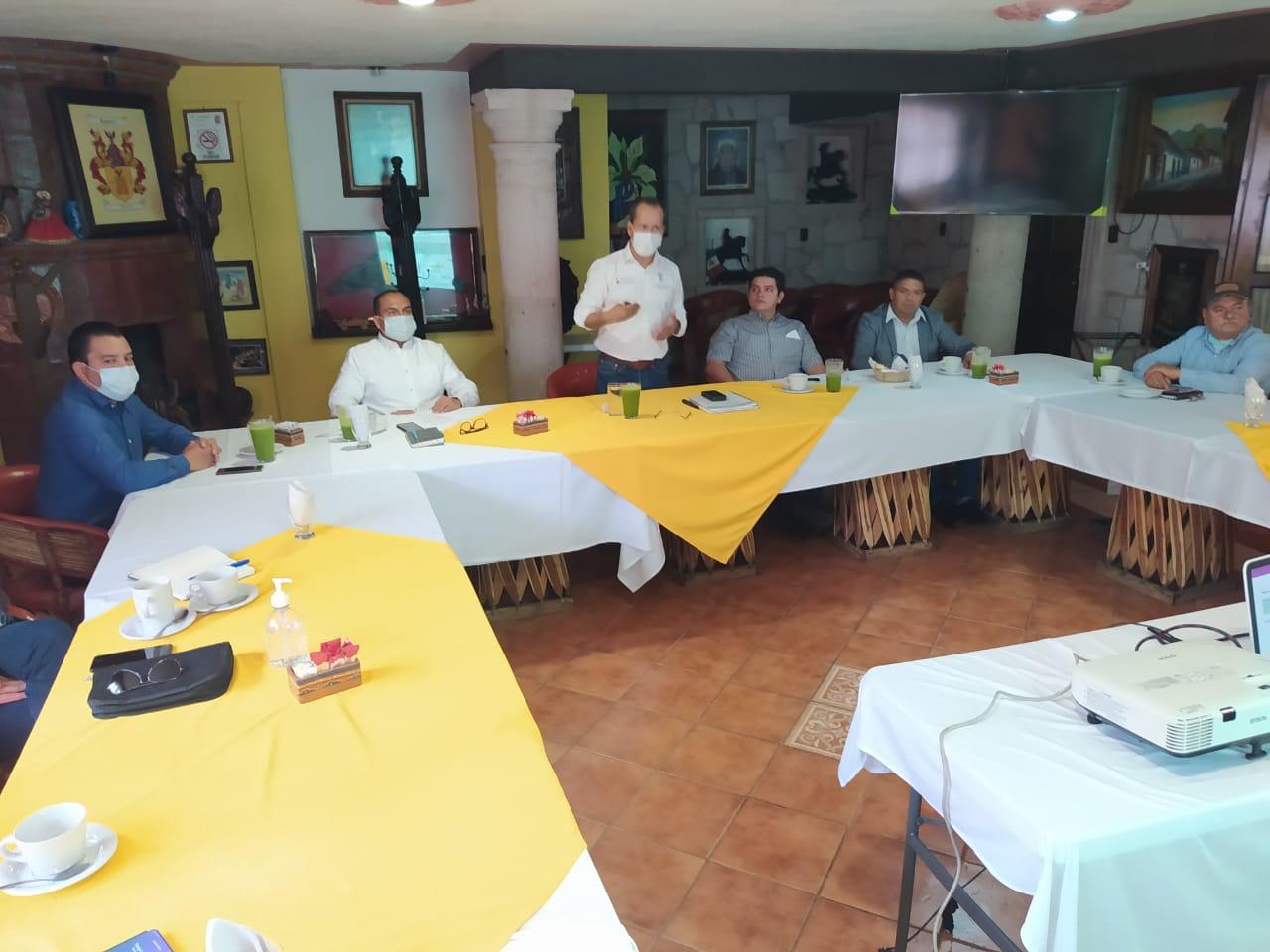 Plantea Michoacán a diputados, gestión conjunta para comercialización justa de maíz