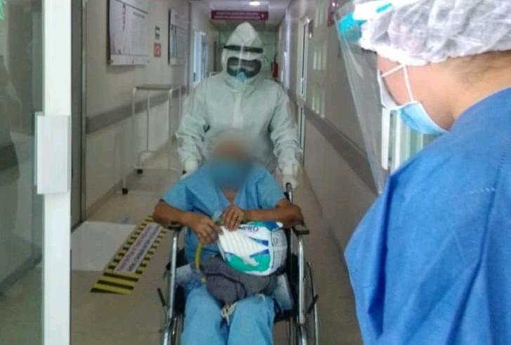 Vencen el COVID-19 tres pacientes más en el Hospital General de Apatzingán