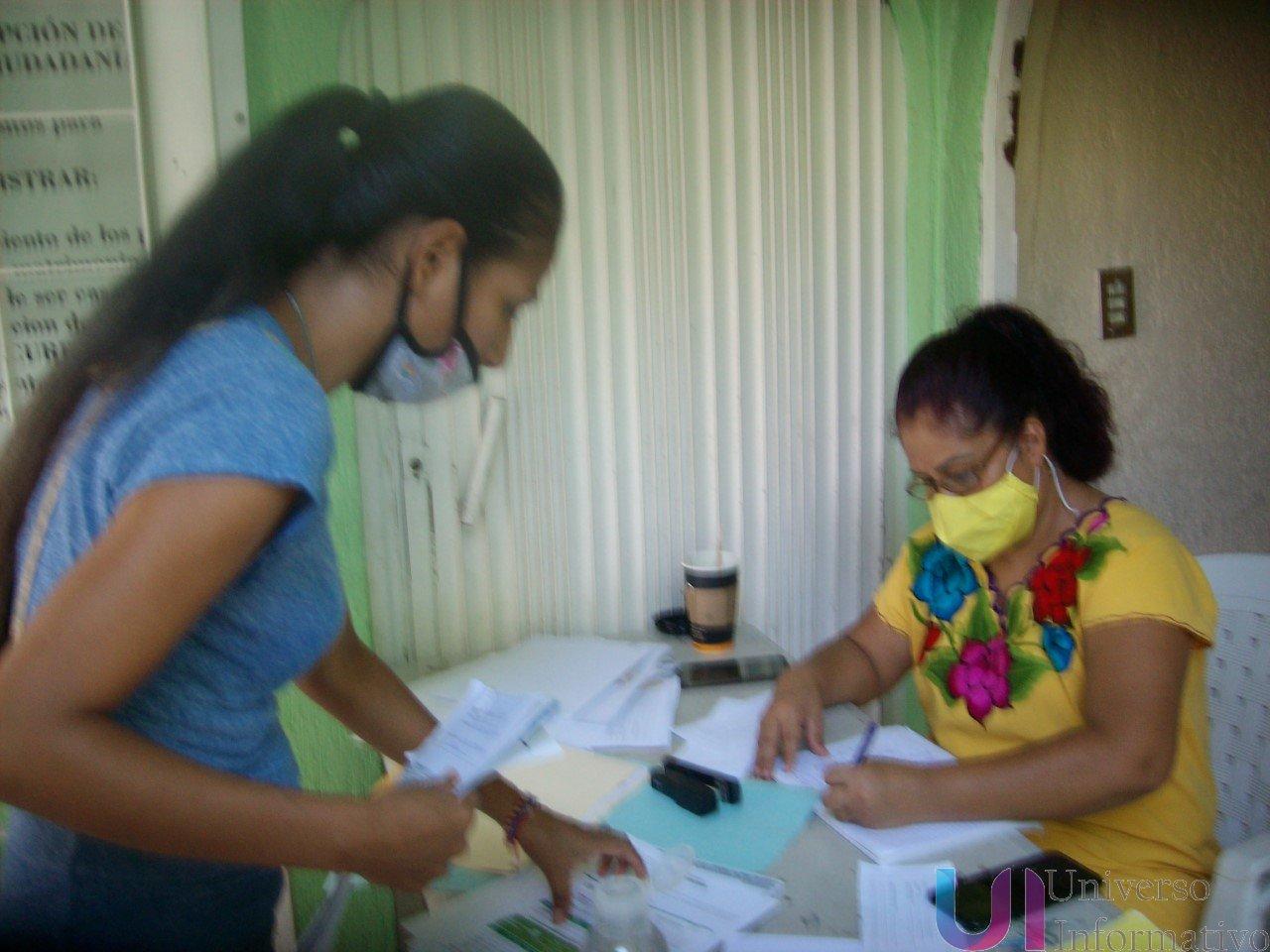 Con restricciones reanudaran actividades en el registro civil.