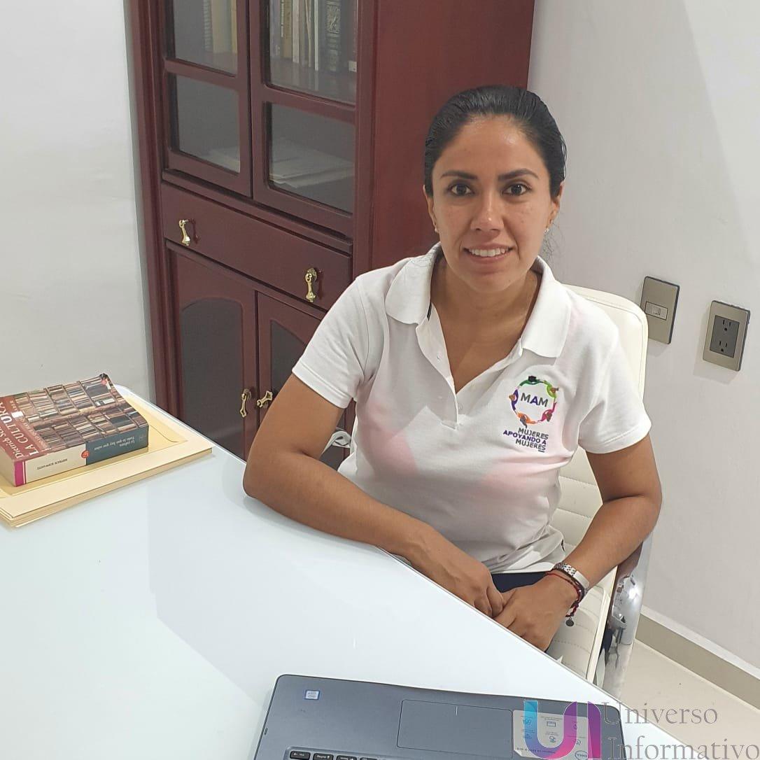 Fanny Arreola Pichardo, es nombrada Presidenta Regional en Apatzingán de la Red Estatal de Apoyo a las Mujeres Víctimas de Violencia en Michoacán.