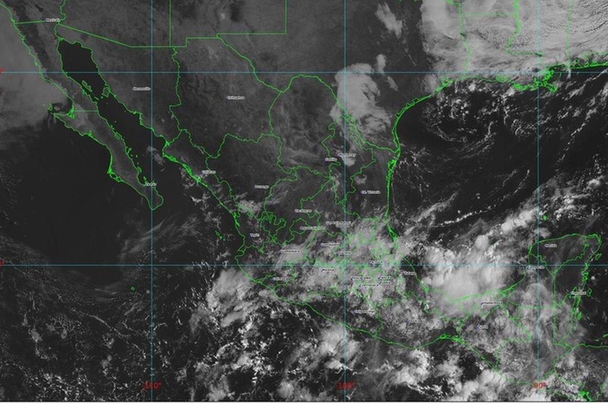 Provocará onda tropical 36 lluvias fuertes en Michoacán, pide Segob tomar medidas preventivas