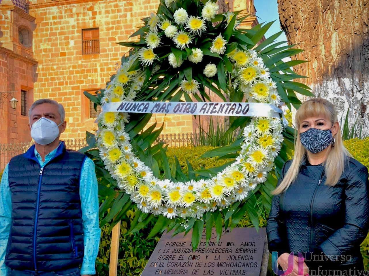 Que se investigue a Leonel Godoy por atentado del 2008.