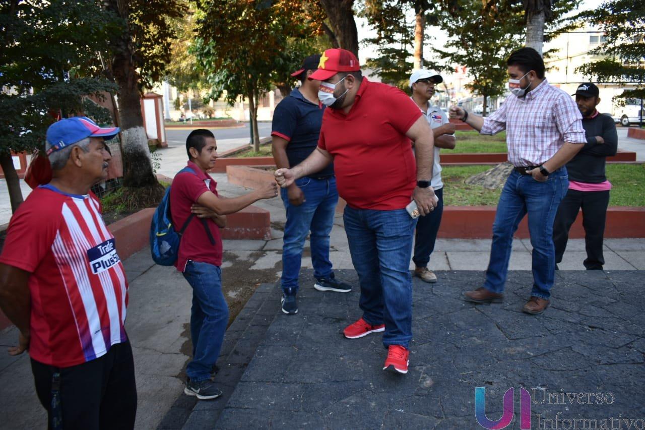 Un compromiso de Paco Huacus, legislar para que grupos vulnerables puedan acceder al beneficio de la seguridad social