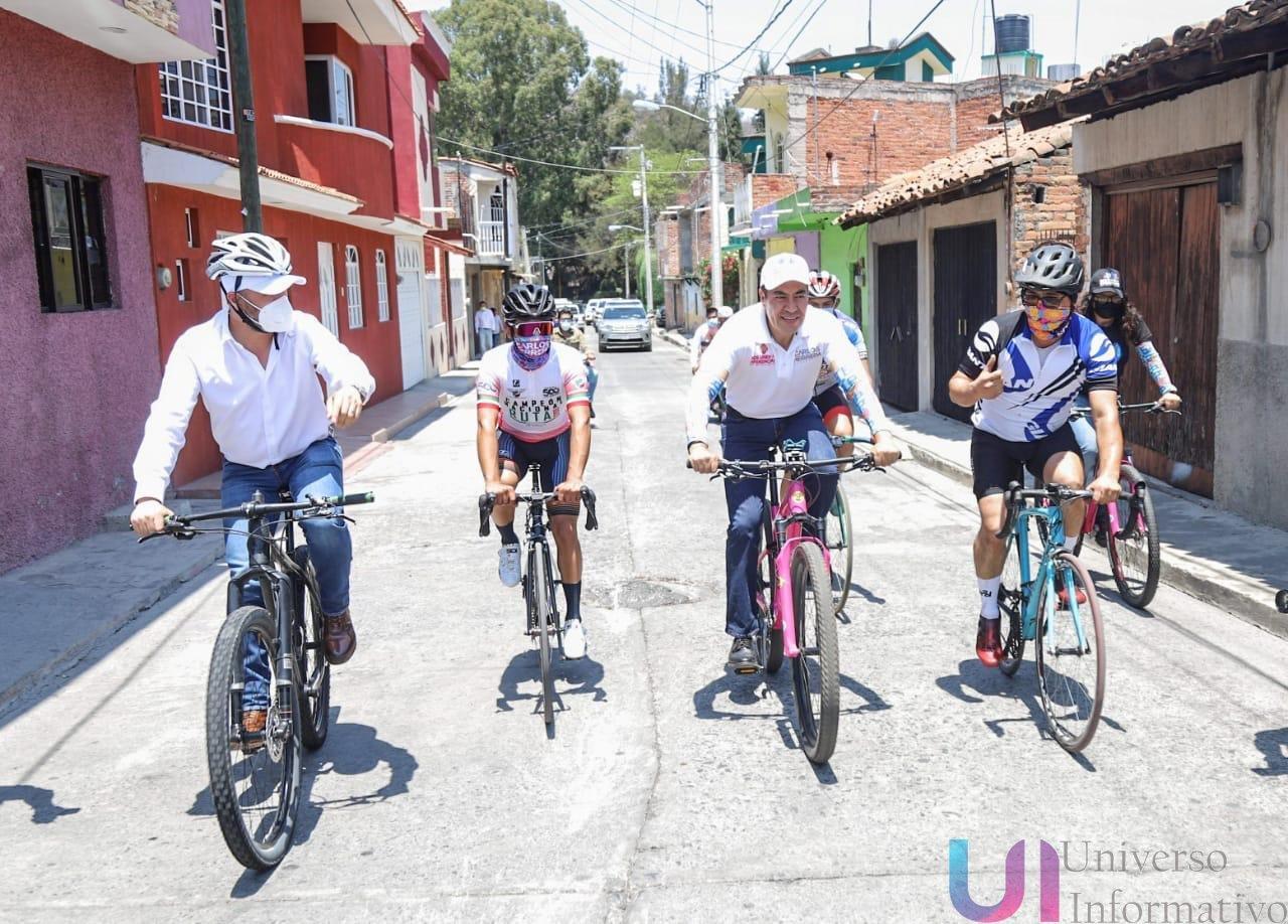 Apostar al deporte es apostar al futuro: Carlos Herrera