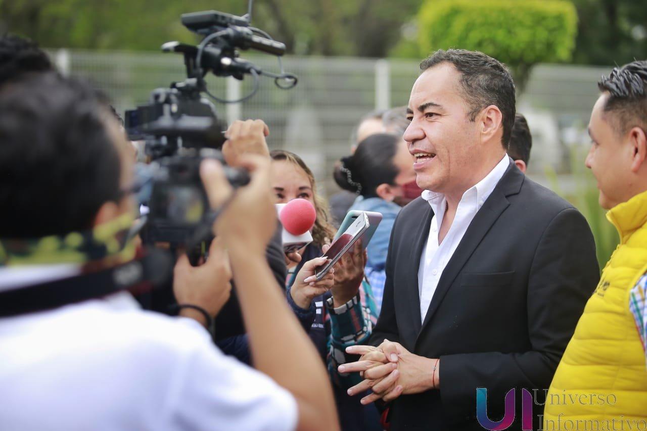Carlos Herrera se proclama próximo gobernador de Michoacán
