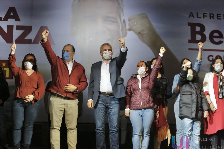 Con 40 mil votos de ventaja, elección de Bedolla como gobernador es irreversible